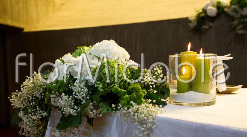 Bouquet Ortensie E Orchidee : Fiori verdi per addobbi floreali matrimonio e bouquet