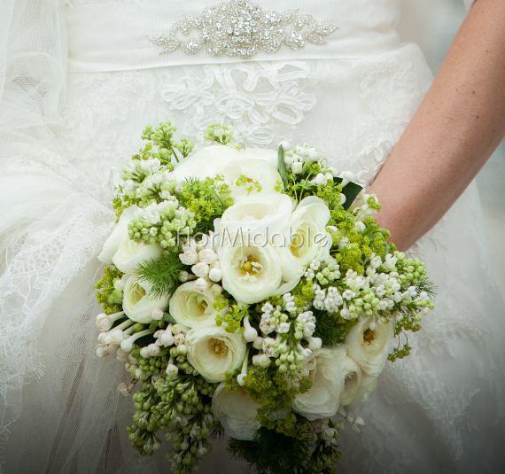Bouquet Sposa Bianco E Verde.Fiori Verdi Per Addobbi Floreali Matrimonio E Bouquet Sposa