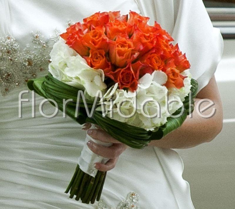 Matrimonio Girasoli E Rose Bianche : Matrimoni e bouquet sposa con fiori arancio pesca giallo