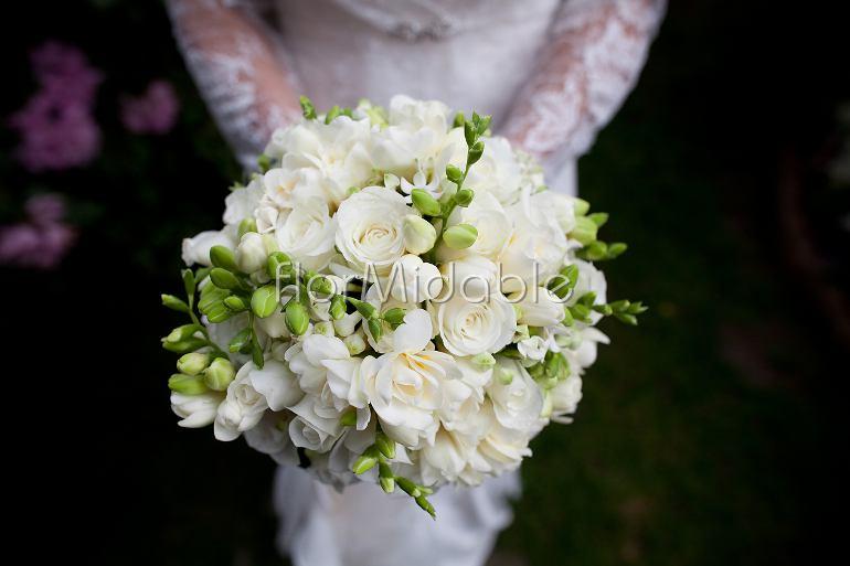 Bouquet Sposa Gelsomino.Bouquet Da Sposa Eleganti Romantici Moderni Retro Flormidable