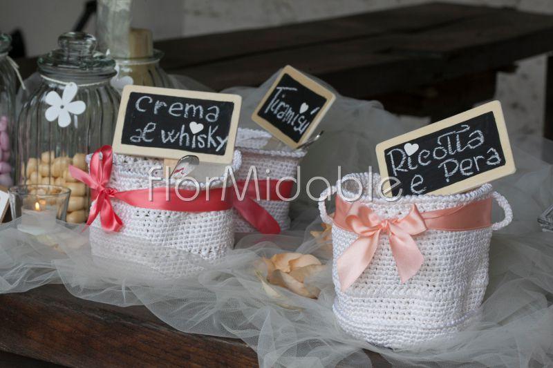 Confettata Matrimonio Country Chic : Bracciali coroncine accessori floreali per matrimonio