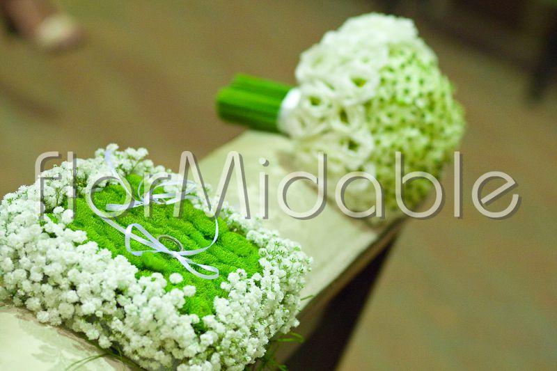 Matrimonio In Verde E Bianco : Fiori verdi per addobbi floreali matrimonio e bouquet