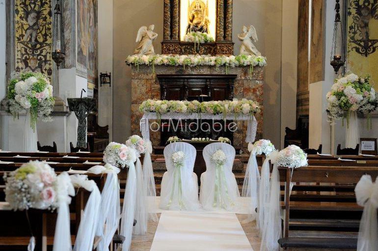 Addobbi Chiesa Matrimonio Country Chic : Addobbi floreali matrimonio chiesa rose migliore