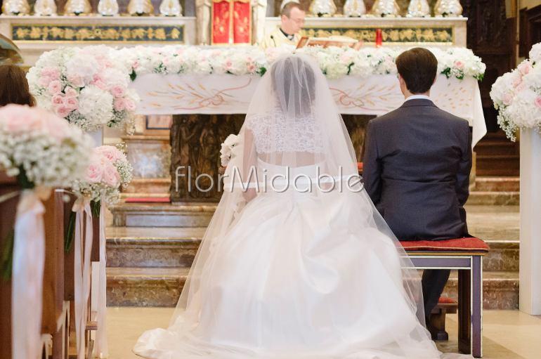 Matrimonio In Rosa : Fiori rosa e rosa cipria per matrimonio e bouquet da sposa flormidable