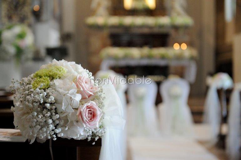 Matrimonio In Rosa : Addobbi matrimonio rosa cipria mm regardsdefemmes