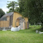 addobbi per matrimonio estivo in giardino