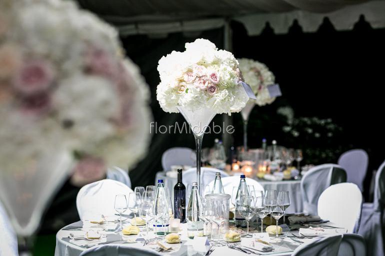 Super Fiori rosa e rosa cipria per matrimonio e bouquet da sposa  YF46