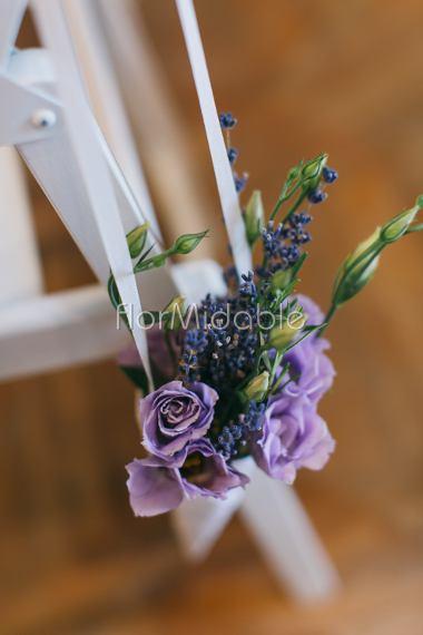Bouquet Sposa Lisianthus.Matrimoni E Bouquet Da Sposa Nei Toni Del Viole E Lilla