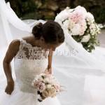Fiori rosa cipria e toni pastello per matrimonio romantico ed elegante