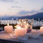 composizioni di candele di grande fascino
