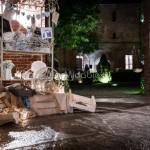 originale tableau mariage tra il provenzale e il vintage