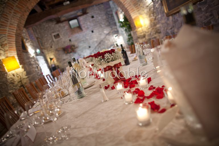 Matrimonio In Bordeaux : Addobbi floreali matrimoni e bouquet sposa con fiori rossi flormidable