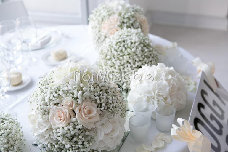 Matrimonio In Bianco : Matrimoni e bouquet sposa con fiori in bianco e avorio flormidable