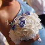 Raffinato bouquet di ortensie