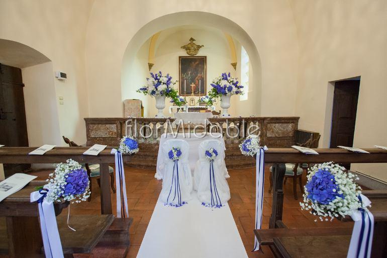 Matrimonio Tema Bianco E Blu : Matrimoni e bouquet da sposa con fiori blu tiffany